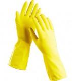Перчатки резиновые хозяйствен.-эконом M